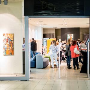 W Strefie Designu odbywają się spotkania z architektami i specjalistami branży wnętrzarskiej. Fot. GNRR