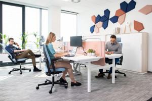 Martin Ballendat zaprojektował nowe krzesło biurowe