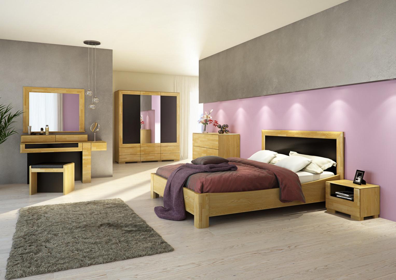 Sypialnia Rossano. Fot. Mebin