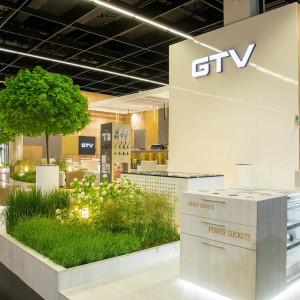 Stoisko GTV na targach Interzum 2019