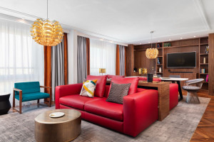 Zobacz, jak wyglądają nowe apartamenty Hotelu Sofitel Warsaw Victoria