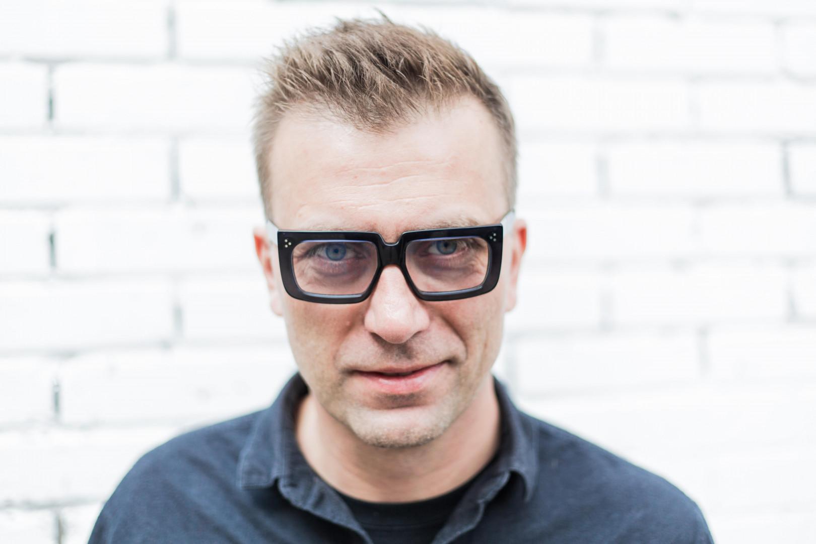 Tomek Rygalik, nowy dyrektor artystyczny marki Inspirium. Fot. Inspirium