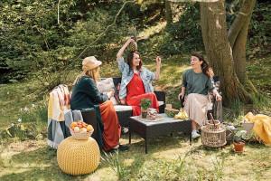 Jak umeblować ogród - kilka ponadczasowych rad