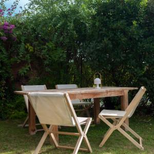 Krzesła ogrodowe marki Nap. Fot. Nap