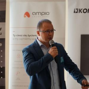 Paweł Romanowski, Wytwórnia Parkietów Dąbex