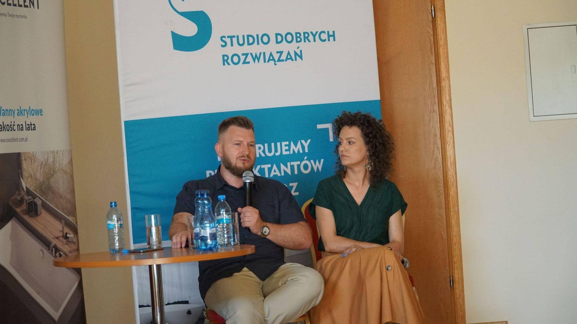 Wystąpienie gości specjalnych, Mirelli i Marcina Kępczyńskich