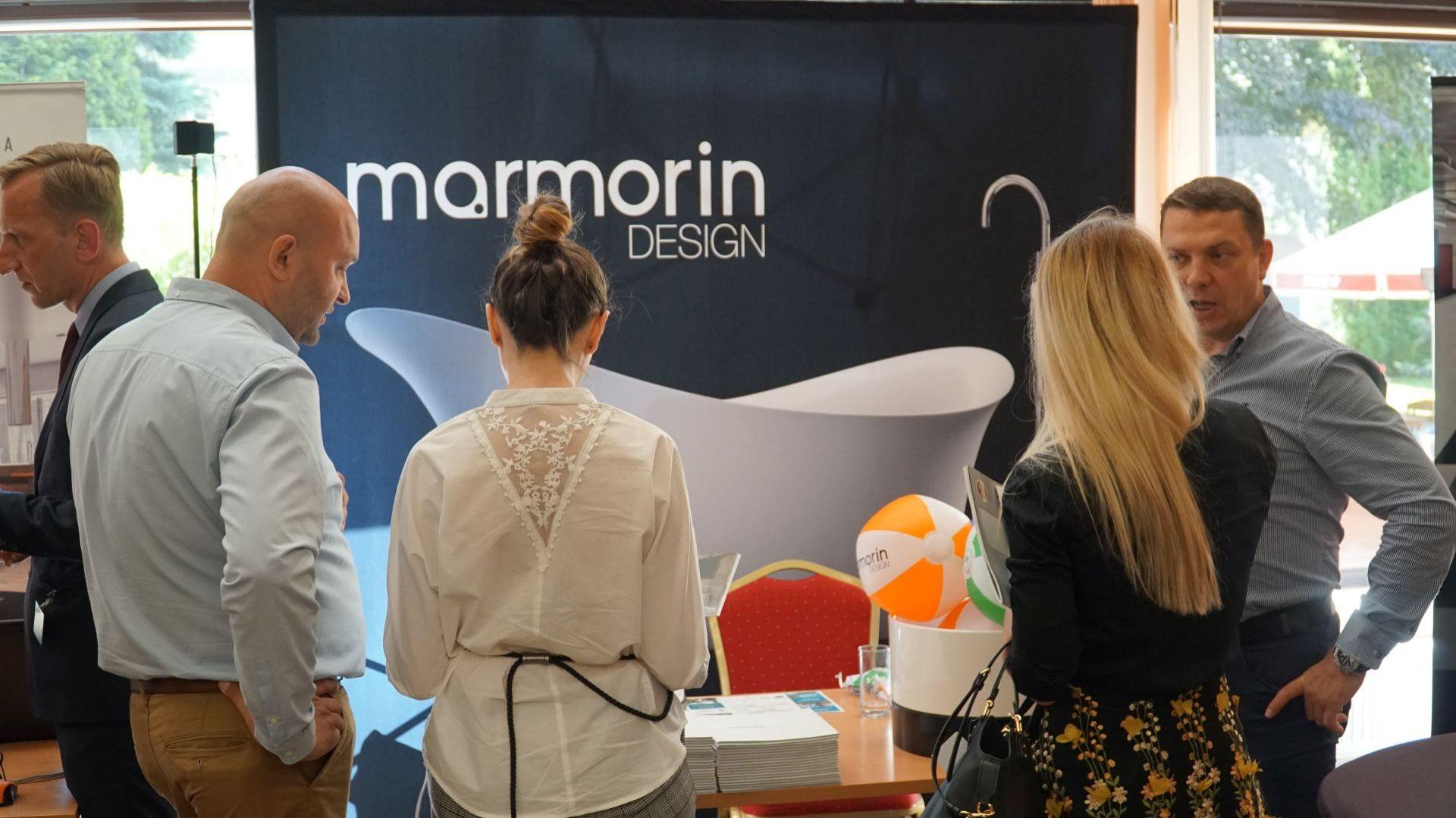 Stoisko Marmorin Design