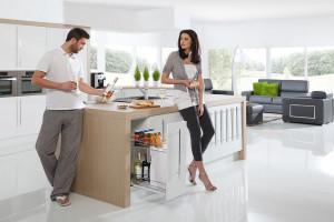 Układ mebli w kuchni - wybierz pasujący do Twojego wnętrza