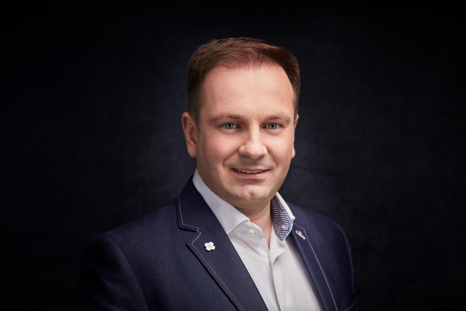 Kamil Pienio, prezes firmy Claudie Design