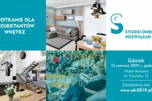 Już jutro odbędzie się Studio Dobrych Rozwiązań w Gdańsku!