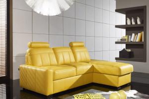 12 designerskich żółtych sof - wprowadź... słońce do swojego salonu!