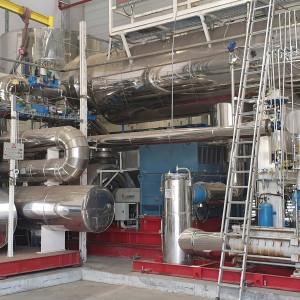 Najnowsza inwestycja obejmuje turbinę parową o nominalnej mocy produkcyjnej 1,2 MW energii elektrycznej. Fot. IKEA