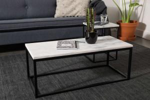 Stoły i stoliki z marmurowym blatem - propozycje nie tylko do klasycznych wnętrz