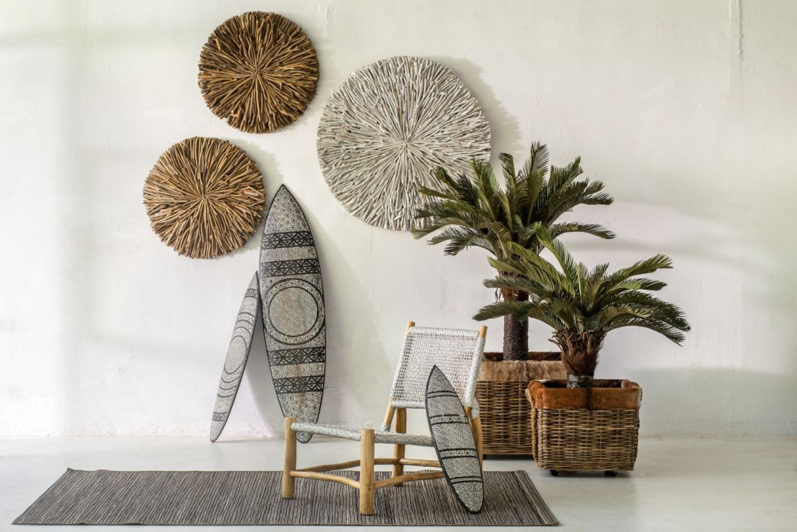 "Kolekcja ""Cape Town"" firmy Miloo Home. Fot. J. Kucharczyk"