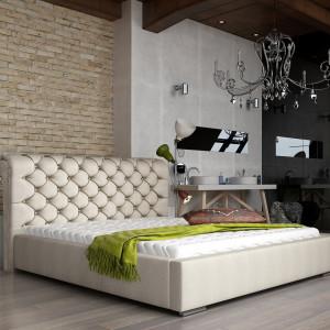 Łóżko Manchester. Fot. Comforteo