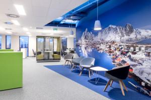 Biuro na warszawskim Mokotowie - nowy projekt Massive Design