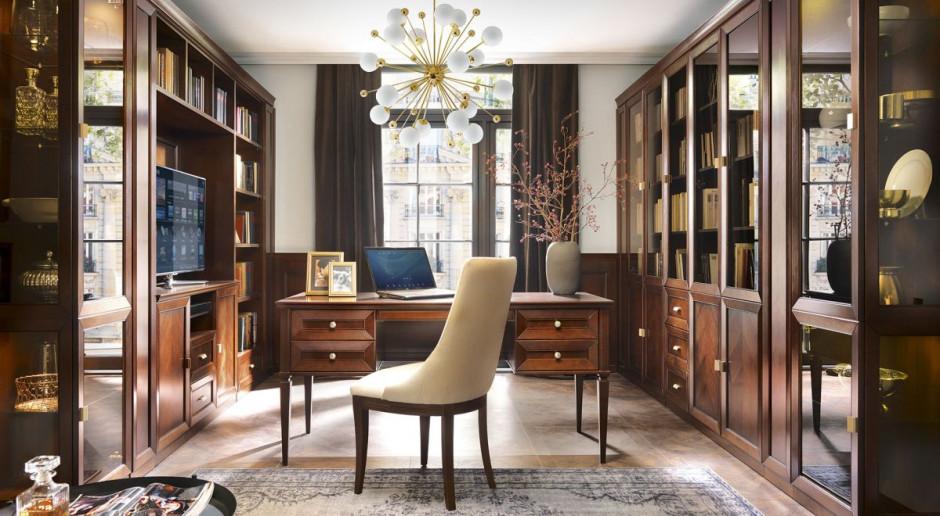 Meble do gabinetu - kolekcje z wyższej półki