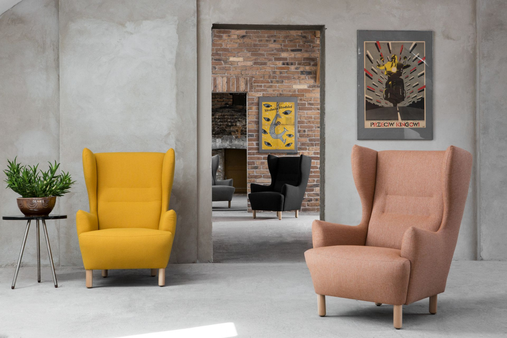 Kolekcja Muno firmy Marbet Style. Fot. Marbet Style