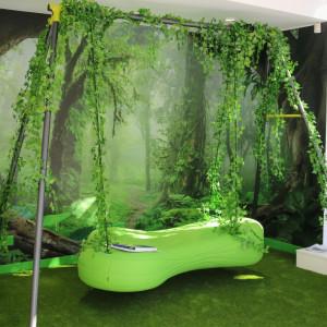 Salon ekspozycyjny firmy Haiken w Londynie. Fot. Noti