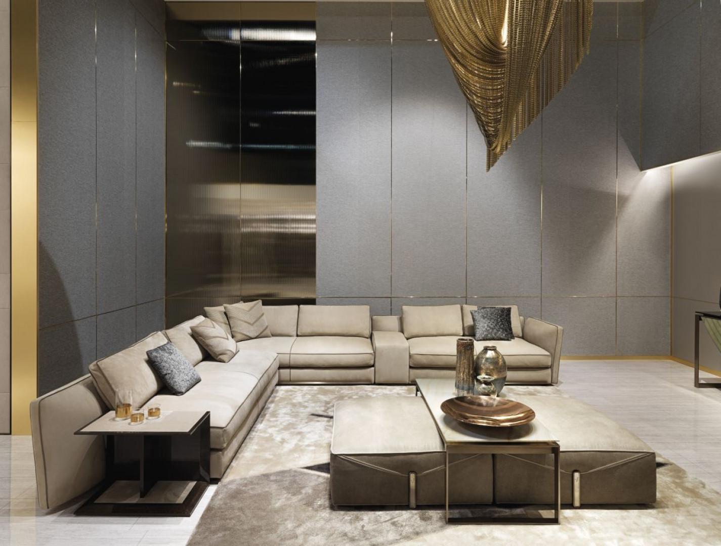 Kolekcja Bastian marki Visionnaire Home Philosophy. Projekt: Mauro Lipparini. Fot. Visionnaire Home Philosophy