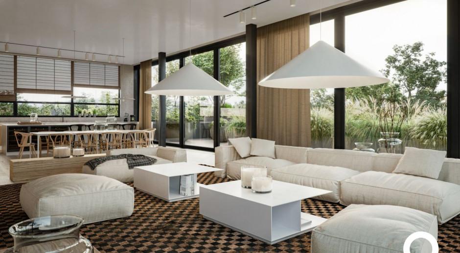 Dom bez granic - idealna harmonia dzięki meblom, kolorom i dodatkom
