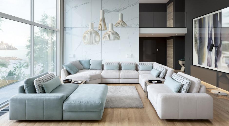 Narożniki do luksusowych apartamentów - propozycje z polskich sklepów