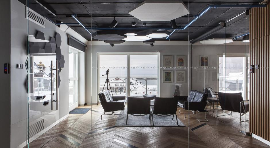 Współczesna architektura i nowoczesny design - zobaczcie nową siedzibę Blue Media