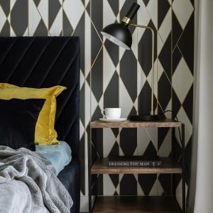 Wnętrze jednego z apartamentów zaprojektowanych przez Alinę Badorę dla Złotej 44. Fot. Yassen Hristov