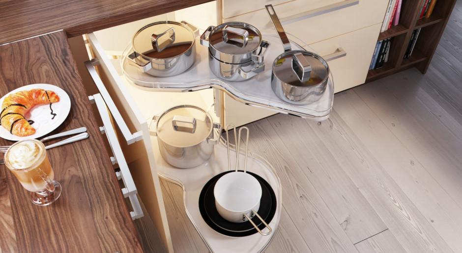 Przechowywanie w kuchni - porady eksperckie