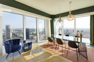 Zobacz, jak został wyposażony nowy apartament w Złotej 44!