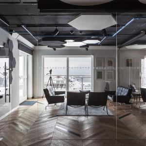 Siedziba spółki Blue Media w Sopocie. Fot: www.rasztawicki.com