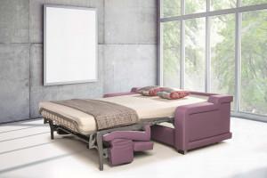 Do siedzenia czy do leżenia - jaka powinna być sofa z funkcją spania?