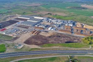 Fabryka Egger w Biskupcu rozpoczęła produkcję