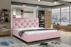 Łóżka tapicerowane – kolekcje w letnich kolorach