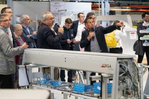 Lectra prezentuje pionierskie rozwiązania zgodne z ideą Przemysłu 4.0