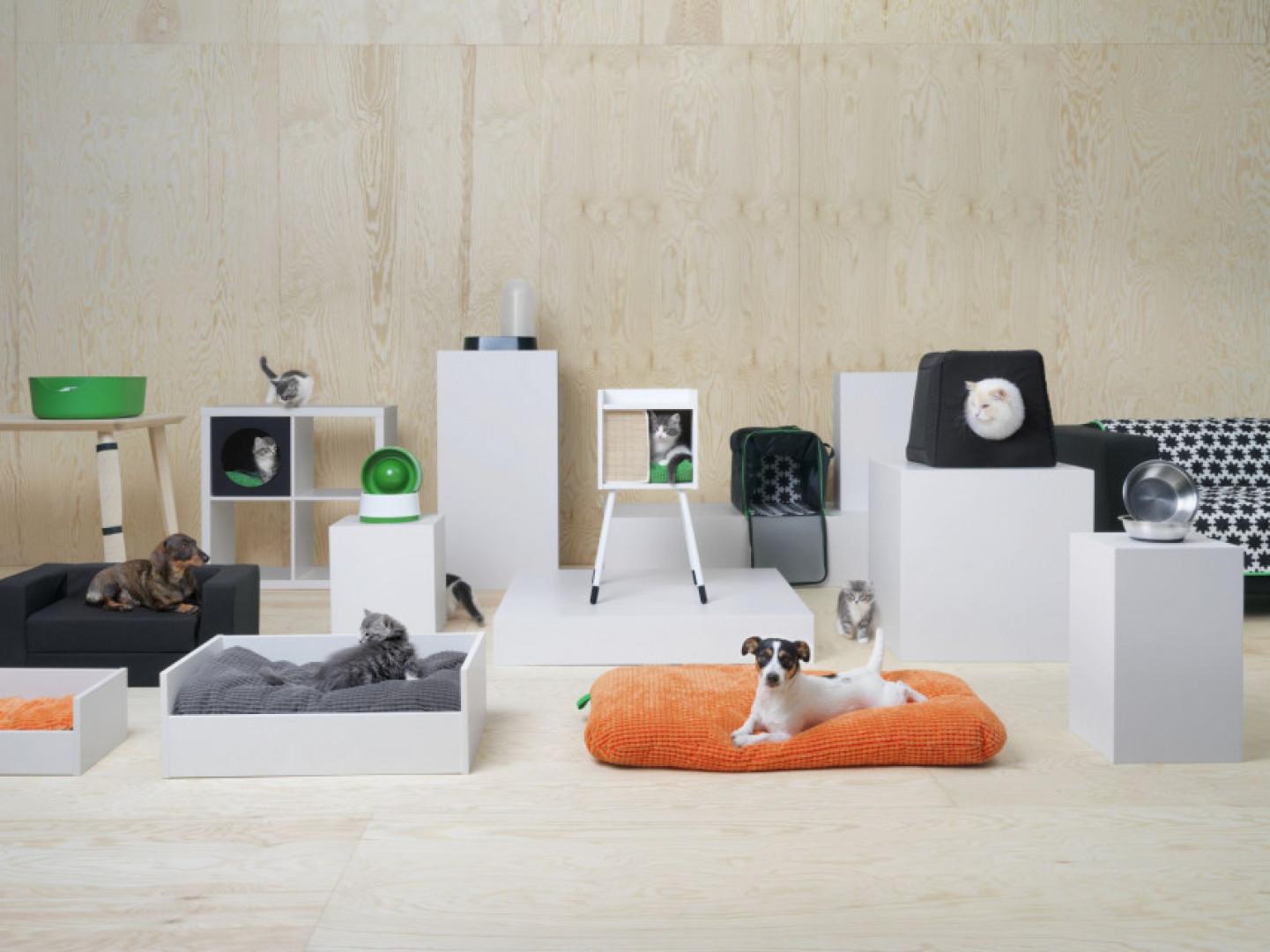 Kolekcja Lurvig marki IKEA. Fot. IKEA
