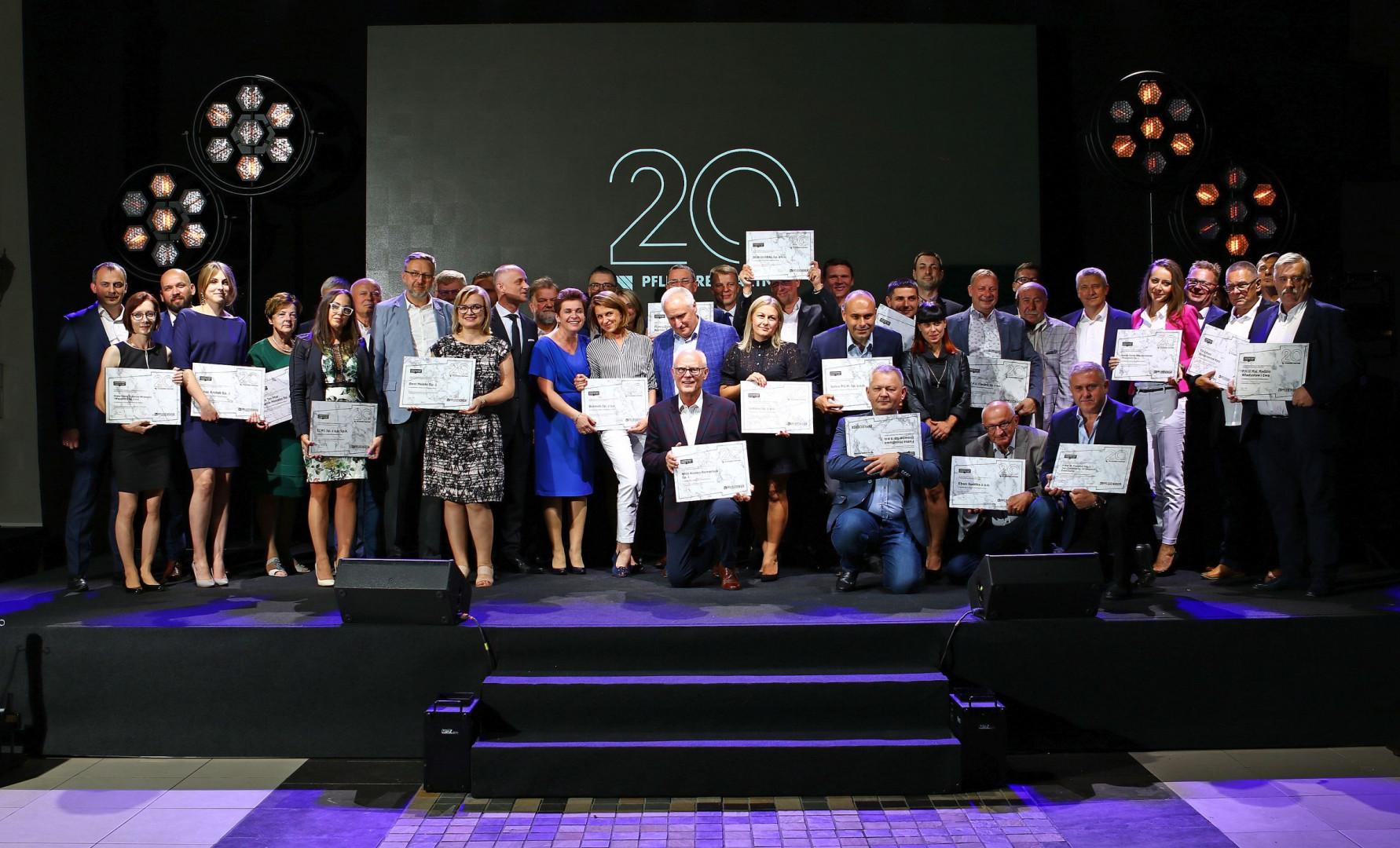 Gala 20-lecia Pfleiderer Partner, Fot. Pfleiderer