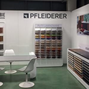 Salon firmy Korner (Rzeszów), jednego z partnerów handlowych Pfleiderer. Fot. Pfleiderer