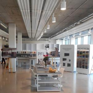 Salon firmy Belmeb (Tychy), jednego z partnerów handlowych Pfleiderer. Fot. Pfleiderer