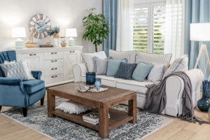 Trendy w meblarstwie: meble do wnętrz w stylu Hampton