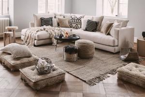 Wakacyjne wnętrze - meble i dodatki w trzech stylach