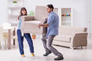 Ważne dla meblarzy - rośnie zainteresowanie dużymi mieszkaniami