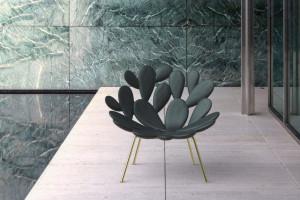 """Filicudi"" - fotel inspirowany... kaktusem"