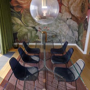Apartament pokazowy Złota 44. Fot. Galeria Heban