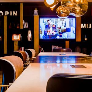Hotel marki Motel One w Warszawie. Fot. Mat. prasowe