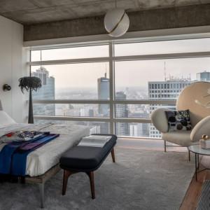 Sky Loft. Powierzchnia: 178 m2. Projekt:  Kooku. Fot. Kooku