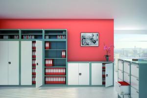 Praktyczne szafy do przechowywania dokumentów