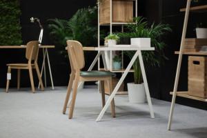Skandynawskie biurko do pracy w domu - jak je wybrać
