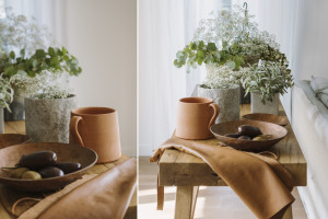 Wnętrze pełne światła i naturalnych materiałów - nowa realizacja Studio.O