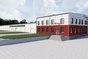 Rozpoczęto budowę nowej fabryki mebli tapicerowanych